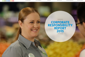 Woolworths Limited Corporate Responsibility (CR) Report 2015 Image