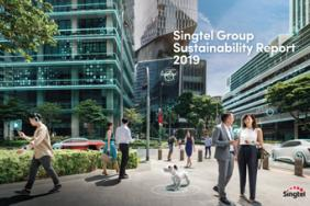 Singtel Group Publishes Its Fifth Group Sustainability Report 2019 Image