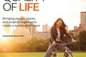 Arcadis Publishes Sustainability Report 2015 Image