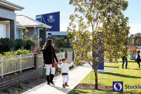 Stockland 2016 Annual Review & Sustainability Reporting Image