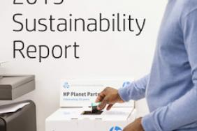 HP Releases 2015 Sustainability Report Image