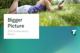 Responding to the Bigger Picture: Telstra's 2020 Sustainability Report  Image