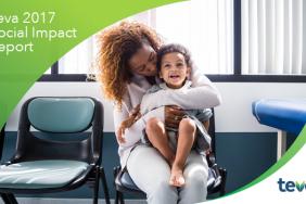 Teva Highlights Key Milestones Achieved in the 2017 Social Impact Report Image