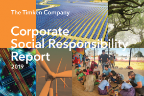 Timken Details Vision to Build a More Efficient, Resilient World in 2019 CSR Report Image