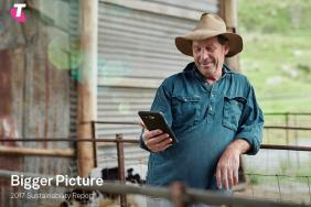 Telstra Releases Bigger Picture 2017 Sustainability Report Image