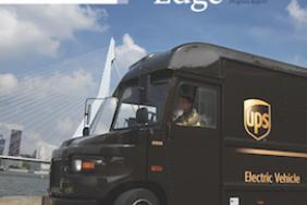 Innovative Technologies Driving Sustainability at UPS Image