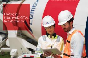 CEMEX Creates Value Through Digital Transformation: 2017 Integrated Report Image