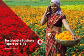 Vodafone Group Plc Sustainable Business Report 2015-16 Image