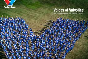 Valvoline Releases 2017 Corporate Social Responsibility Report, 'Voices of Valvoline' Image