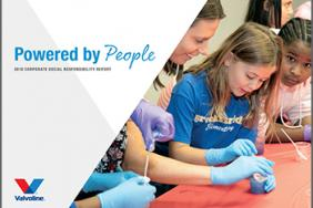 Valvoline Releases Corporate Social Responsibility (CSR) Report, 'Powered by People' Image