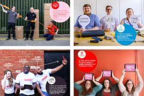Virgin Media Announces World's First Along with Sustainability Performance Progress Image