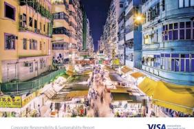 Visa Details Global Leadership in Latest Corporate Responsibility and Sustainability Report Image