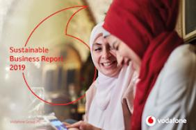 Vodafone Group Plc Sustainable Business Report 2019 Image