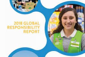 Walmart Reports Progress on Renewable Energy Goal, Reducing Waste and Enhancing the Environmental Sustainability of Key Commodities Image