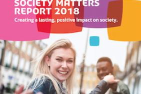 Yorkshire Building Society's 2018 Society Matters Report Image