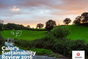 Calor Publishes 2016 Sustainability Review Image