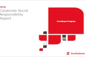 Scotiabank Showcases Progress on CSR Strategy: Better Future, Better Off Image