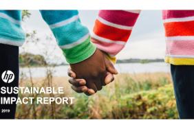 HP Sets Target to Reduce Single-use Plastic Packaging, Makes Progress Toward Diversity Imperative Image