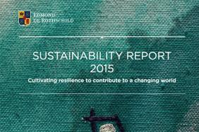 Edmond de Rothschild Group Publishes Its 2015 Sustainability Report Image