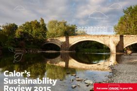 Calor Publishes 2015 Sustainability Review Image