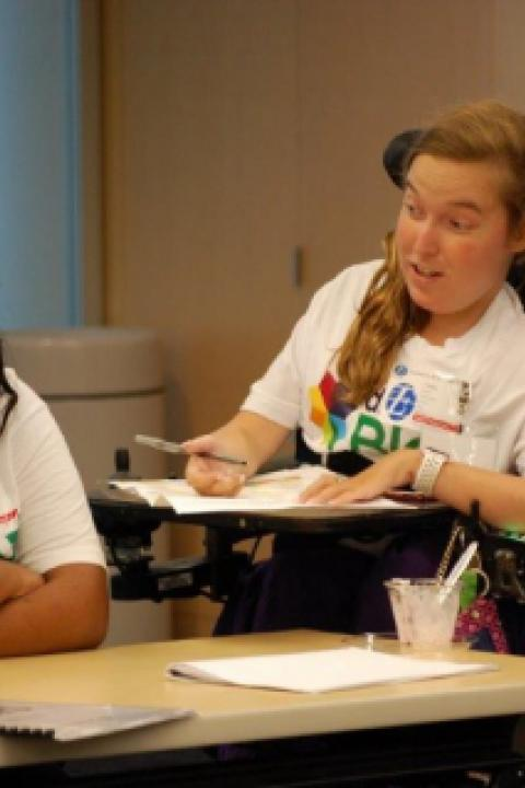 Sarah-Schwegel-right-working-with-a-camper-at-the-DREAM-BIG-camp.jpeg
