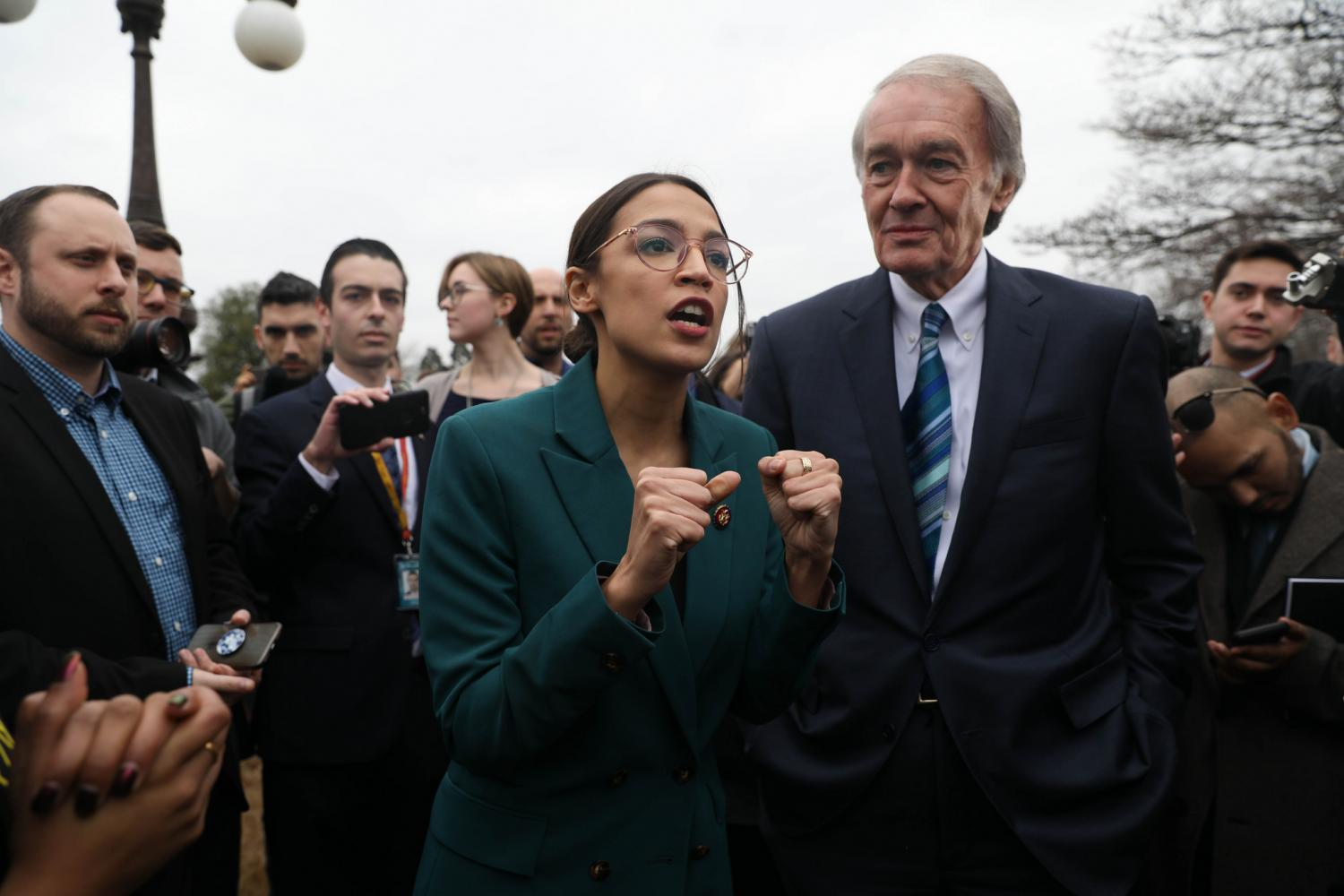 In many ways, the Green New Deal echoes the ongoing concerns of the corporate social responsibility movement.