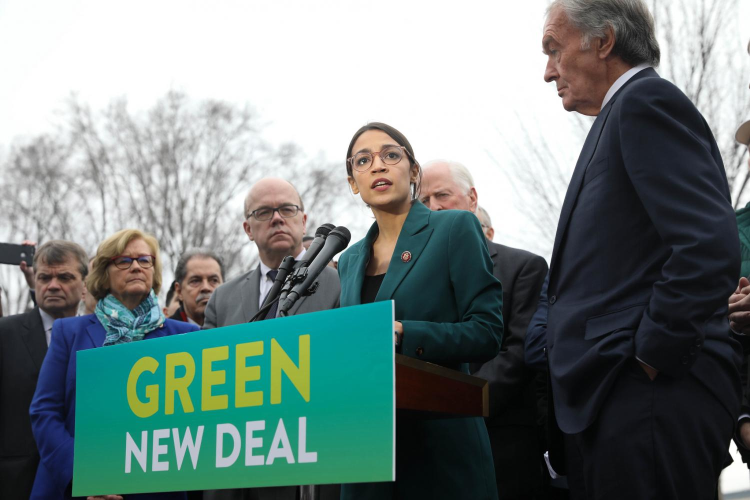 Everyone in the U.S. business community has an opinion about the Green New Deal introduced last week by Representative Alexandria Ocasio-Cortez.