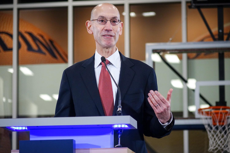 Adam Silver NBA CEOs respond to coronavirus