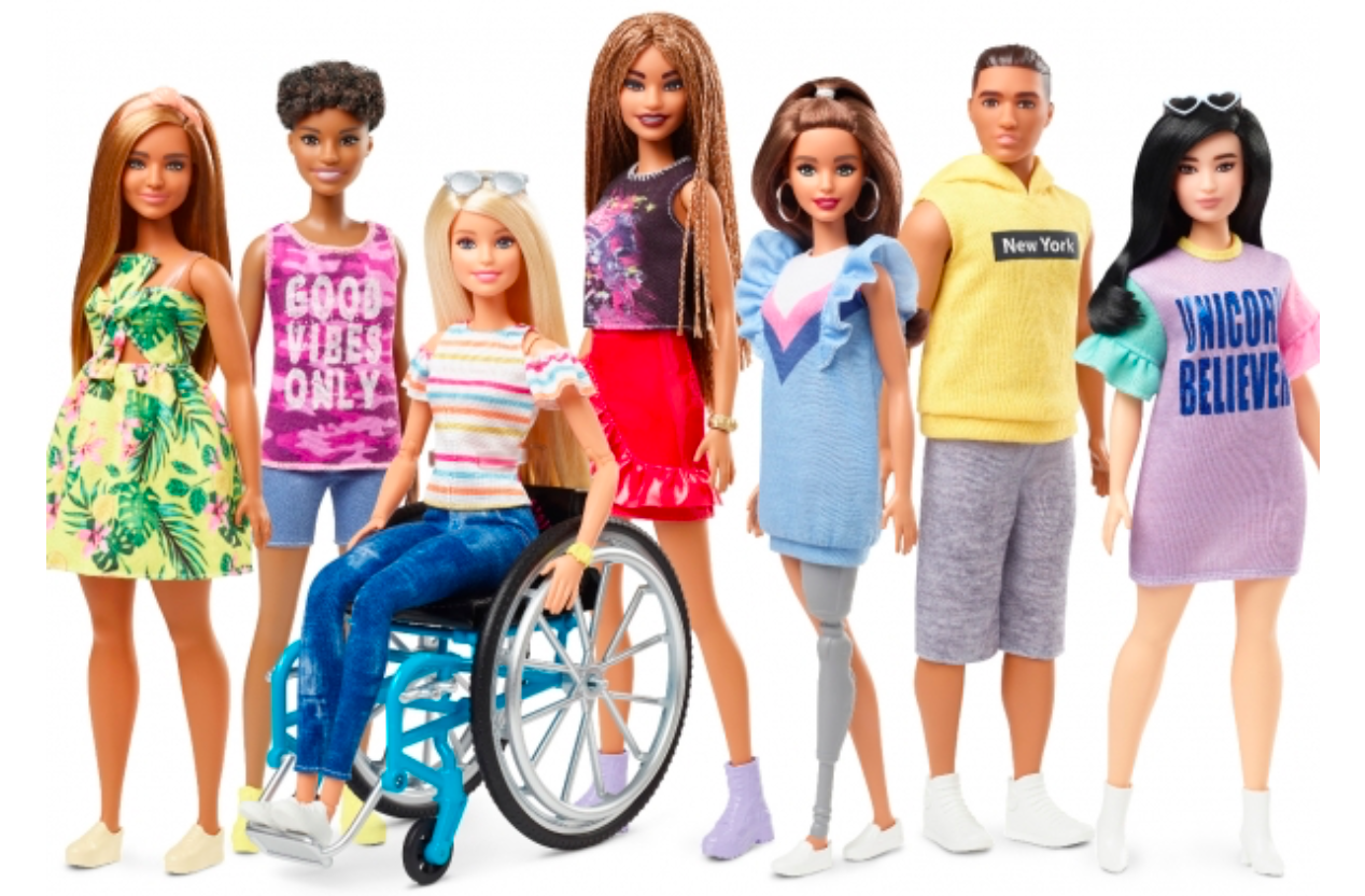 barbie done better mattel launches more inclusive dolls mattel launches more inclusive dolls