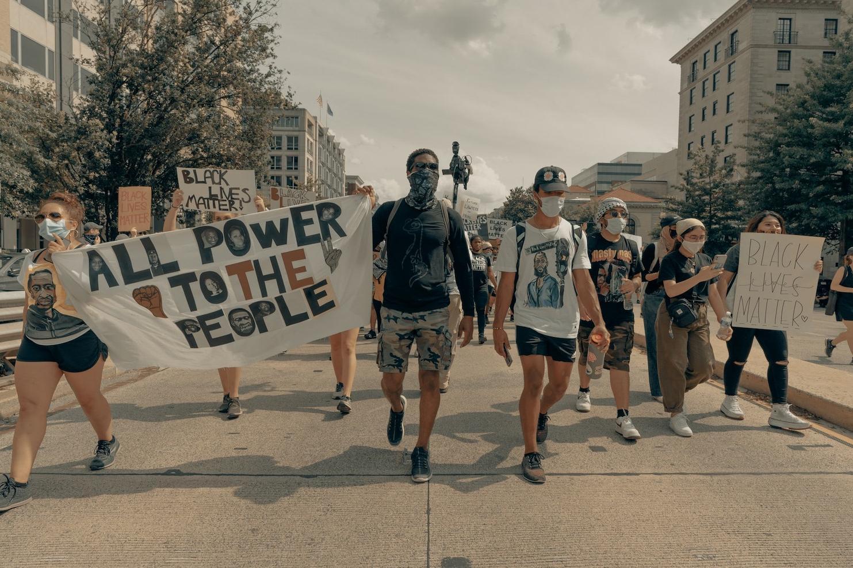 Black Lives Matter racial justice