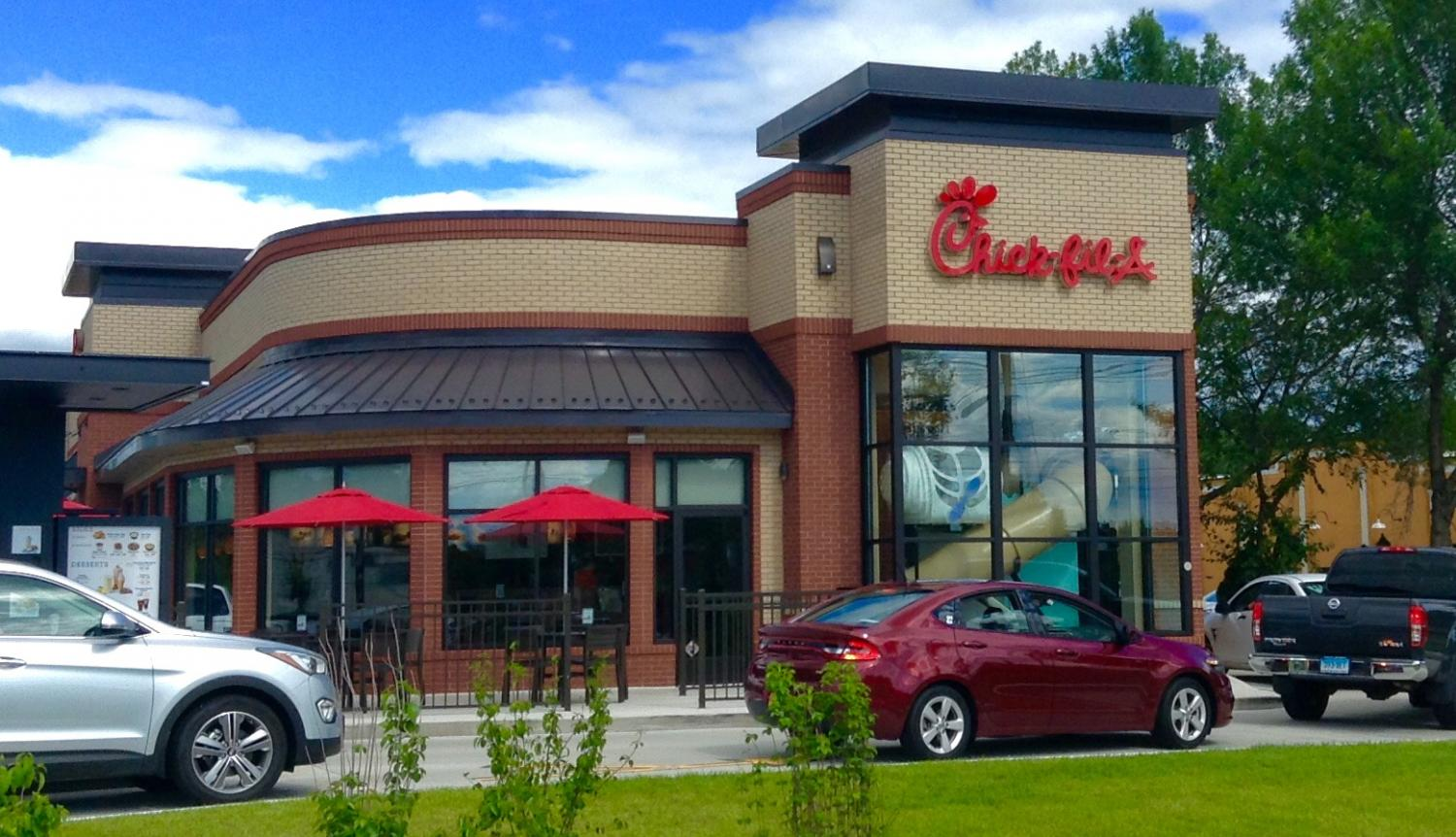 Chick-fil-A and Environment