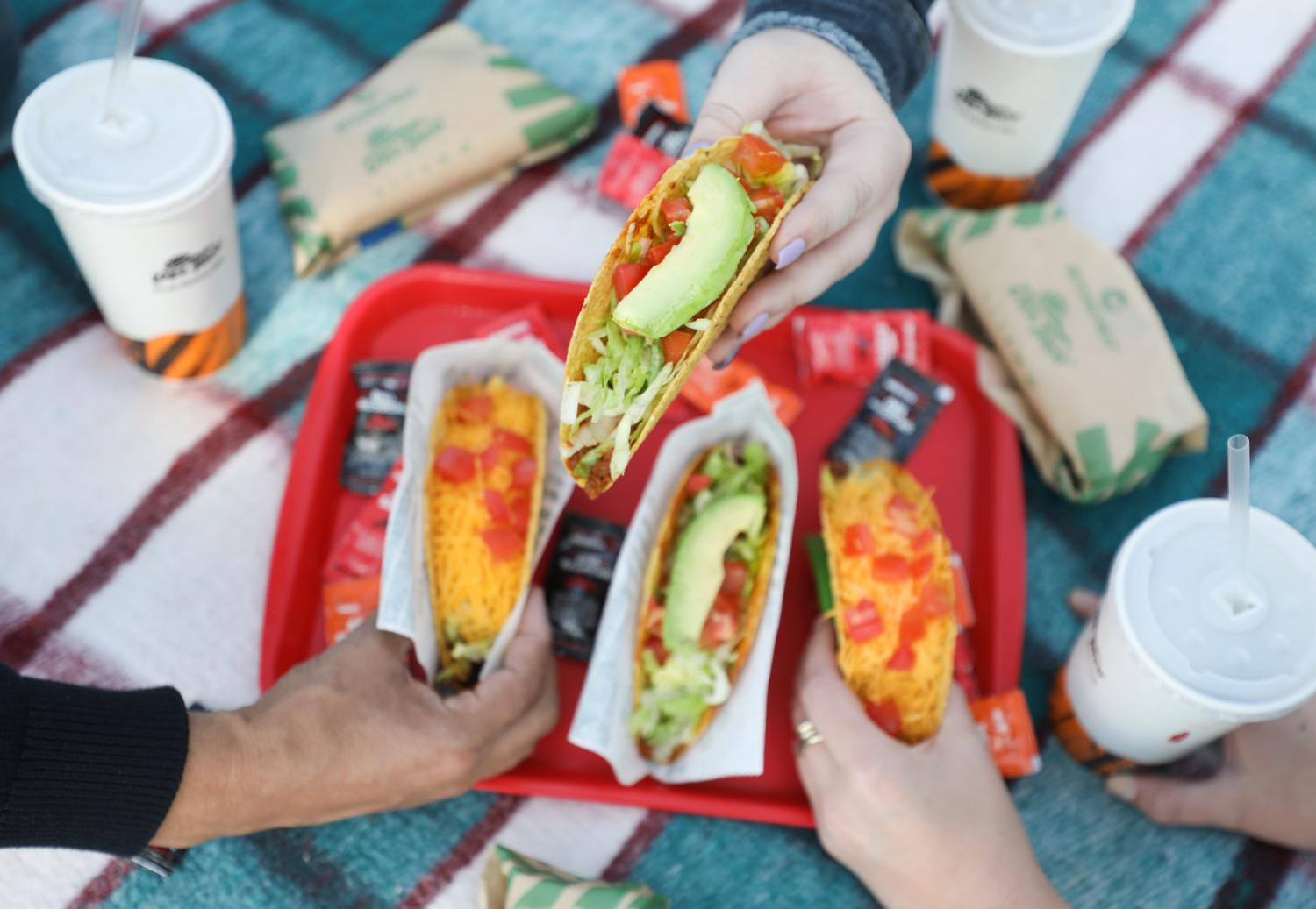 Beyond Meat Del Taco