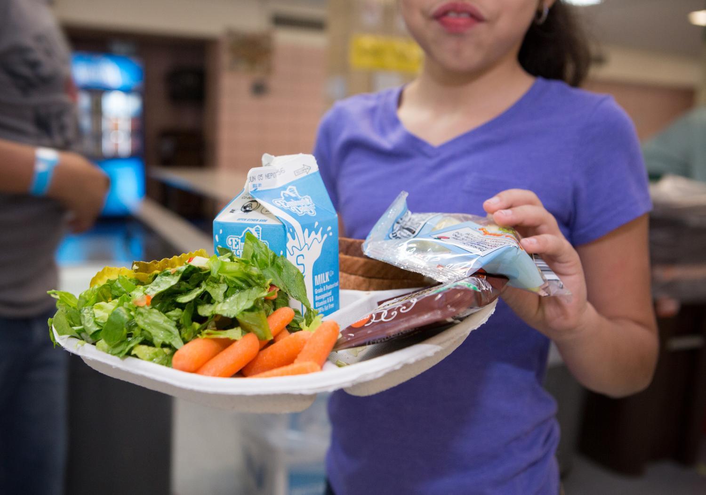 FoodCorps school nutrition