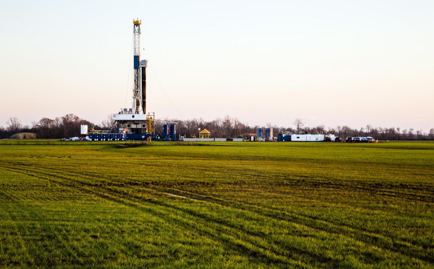 Epa Study Fracking Doesn T Contaminate Water