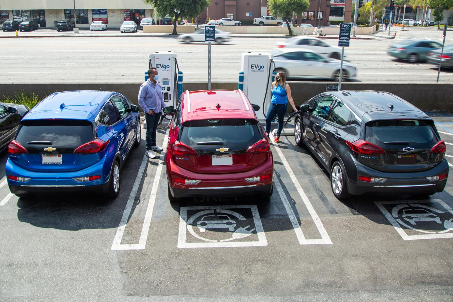 EV Fast Charger