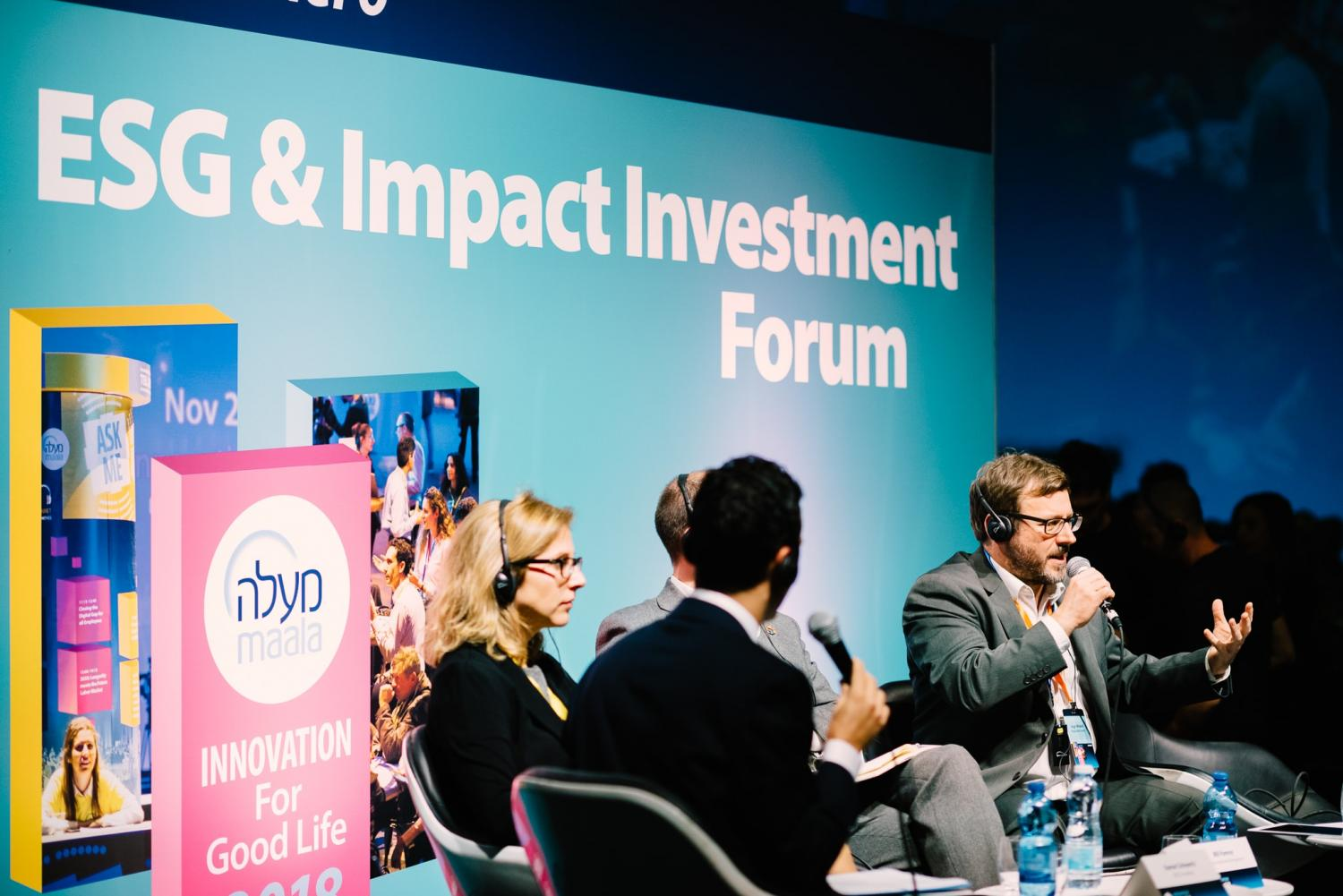 Impact Investment Forum Maala Conference 2018