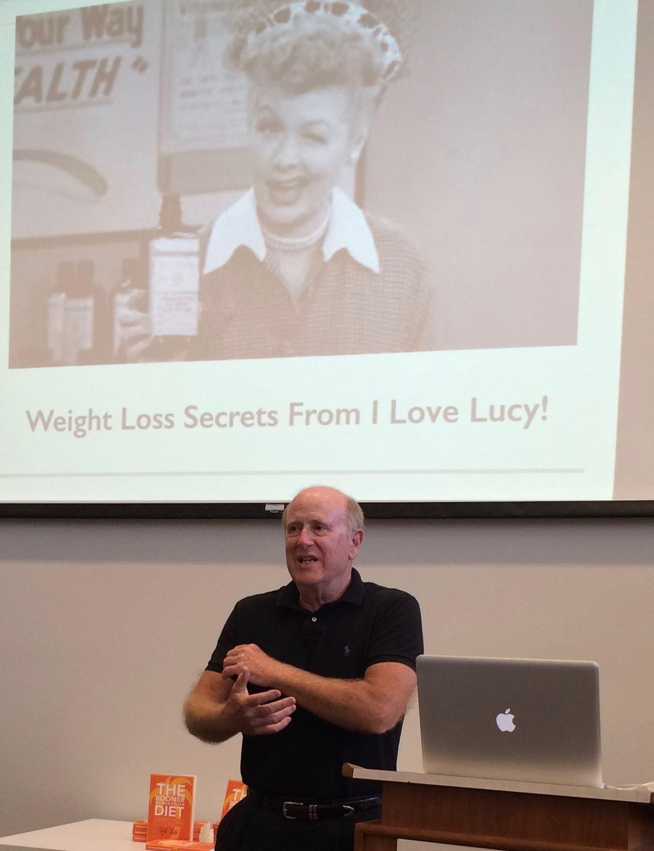 Weight Loss Secrets From I Love Lucy