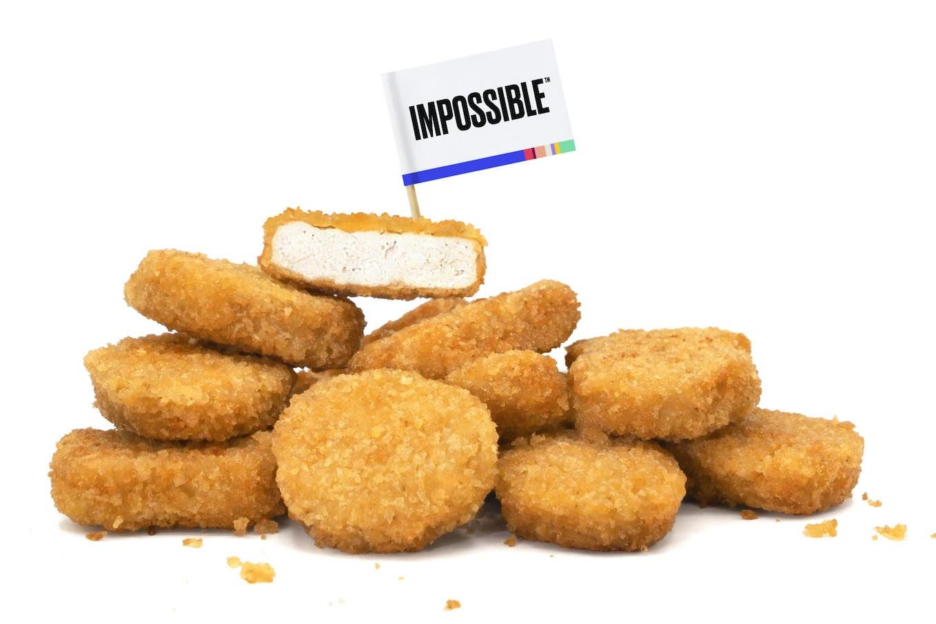 Impossible Chicken Nuggets new plant-based foods
