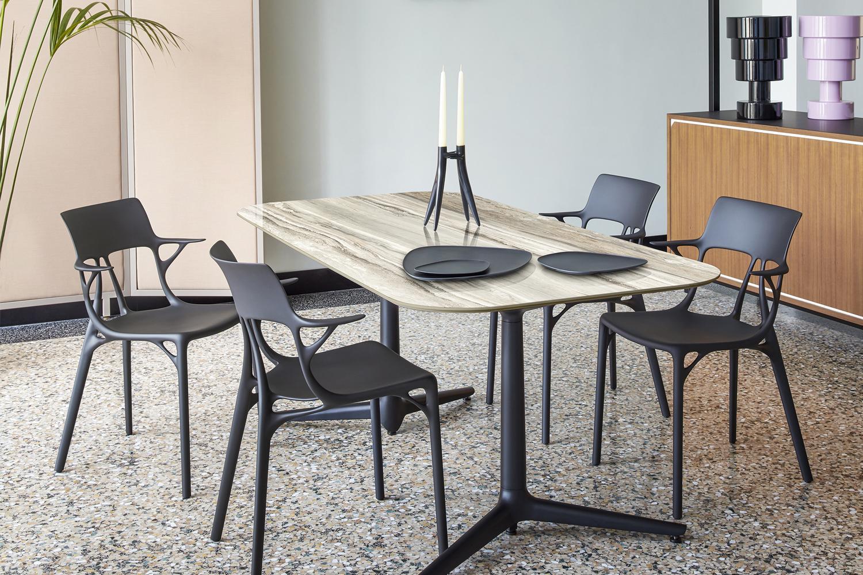 Kartell Autodesk Philippe Starck AI Chair
