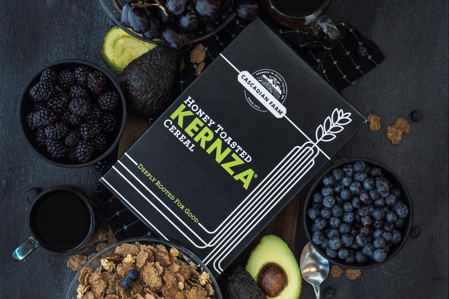 KernzaHoney Toasted Cereal