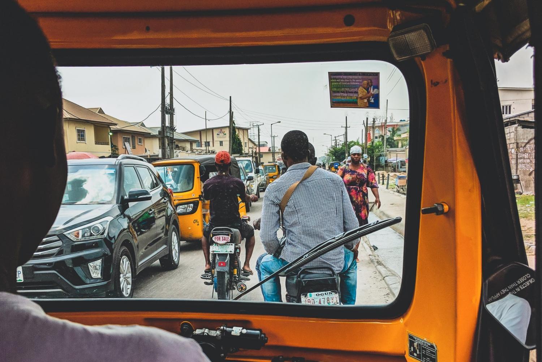 africa urbanization air pollution