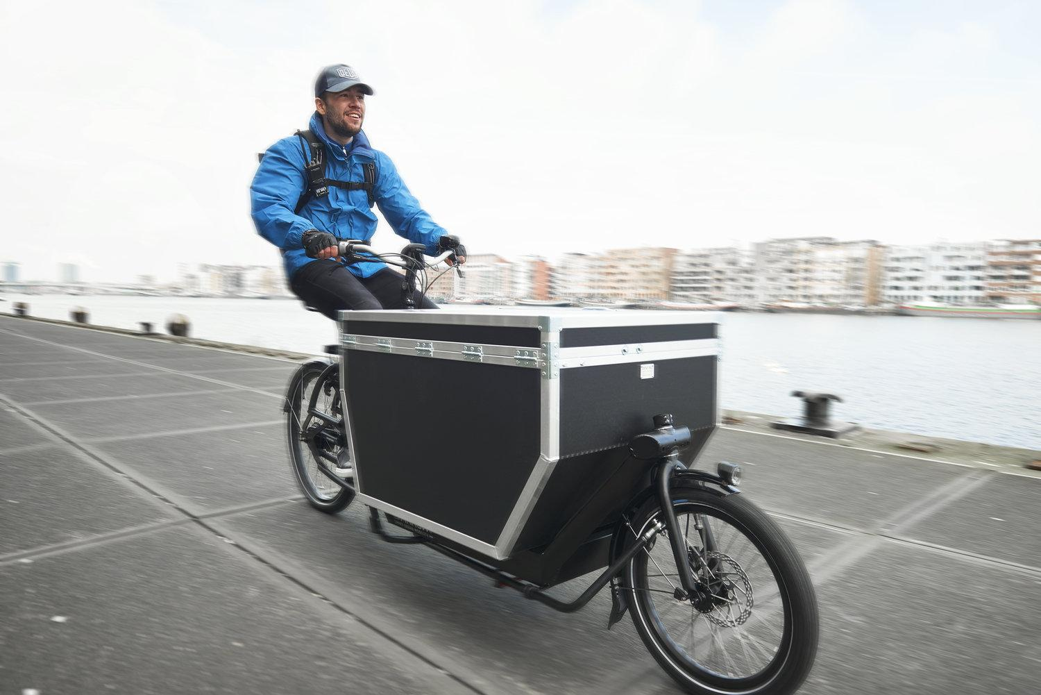 The city of London is rolling out a new program that incentivizes companies to switch some or all of their deliveries from motorized transport to bicycle-powered options.