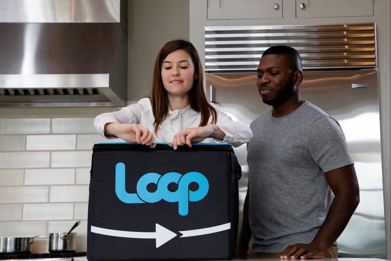 Loop reuse platform