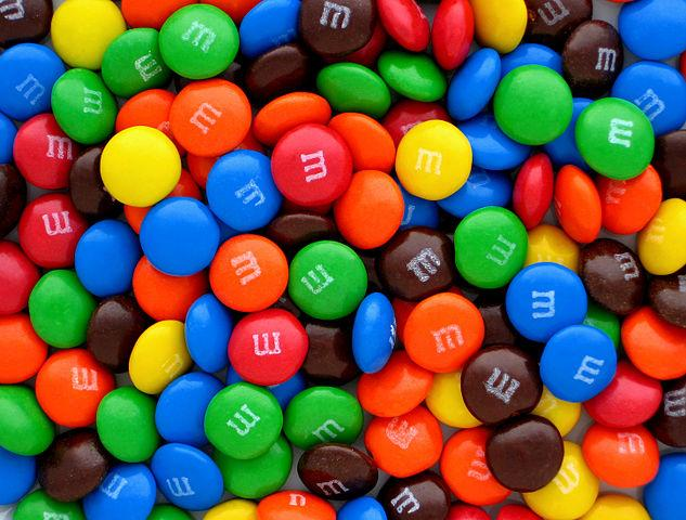 Mars Promises to End the Use of Artificial Food Colorings