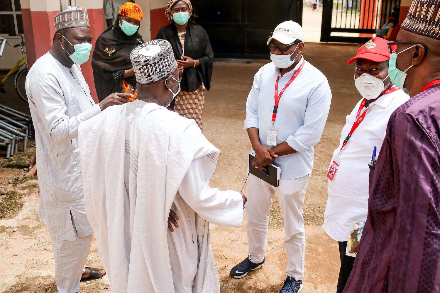 Mercy Corps Fights COVID-19 Misinformation in Nigeria