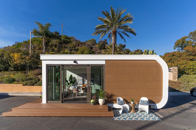 3D Prefab Homes