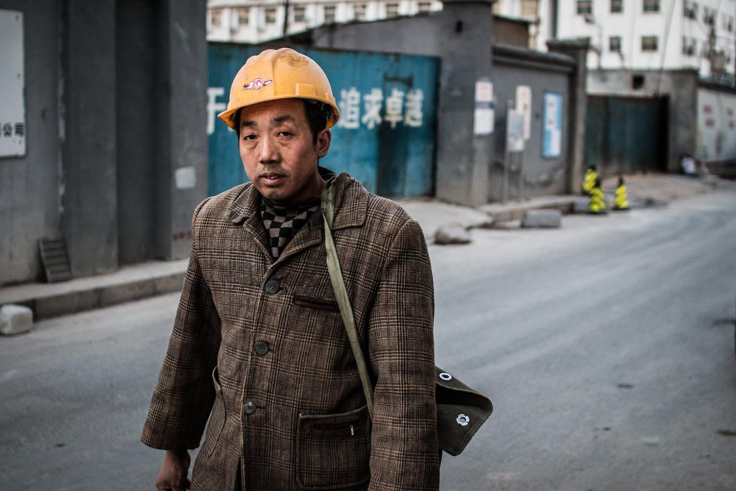 migrant workers in China