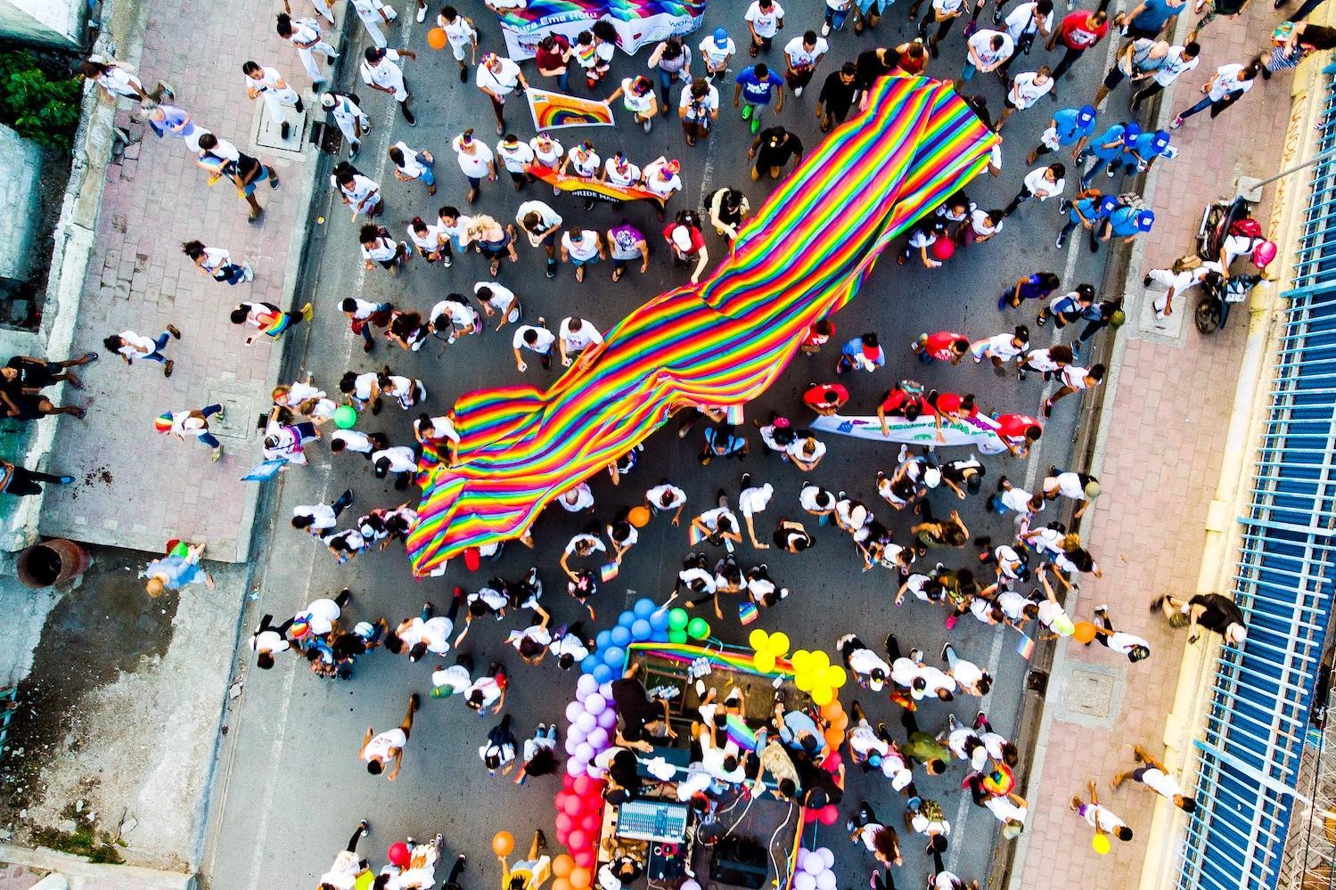 LGBTQ Pride Parade