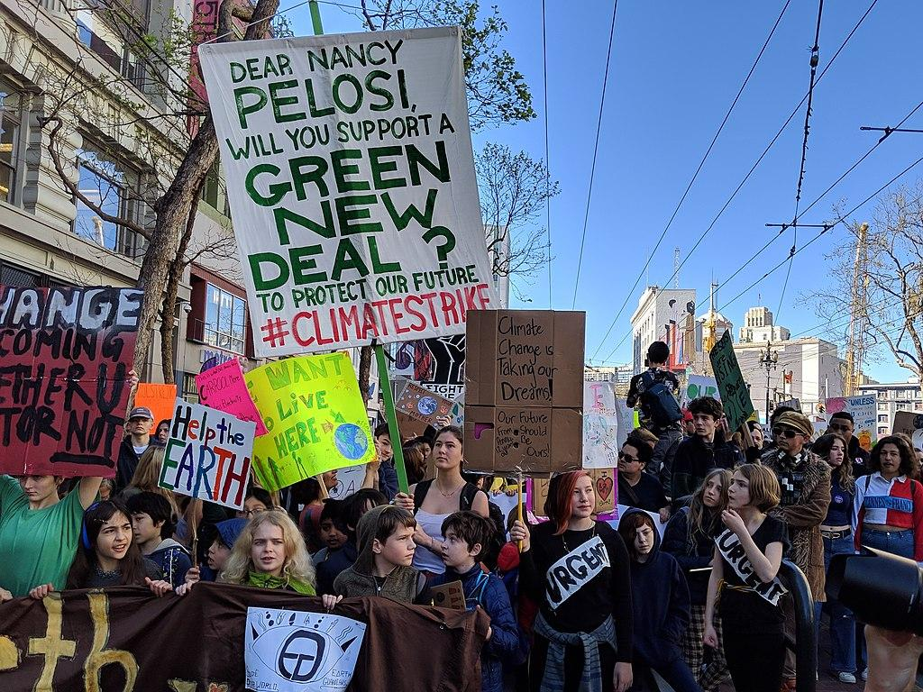 Who were these young people taking part of the Youth Strike 4 Climate's global protest? They are the workforce of the future, as well as the customers and clients of companies from which they are demanding action.