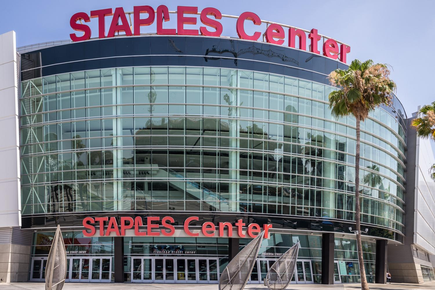 Staples Center洛杉矶